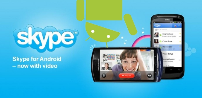 Skype para Android permite realizar múltiples tareas durante las llamadas