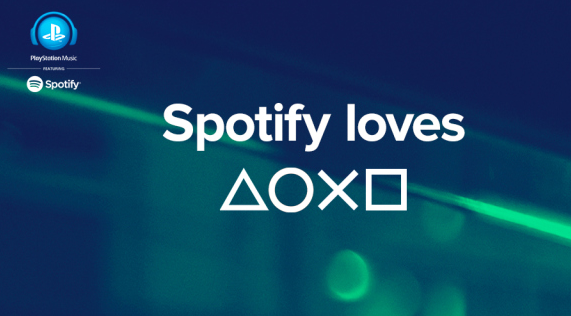 PlayStation Music ofrecerá Spotify para PS3 y PS4
