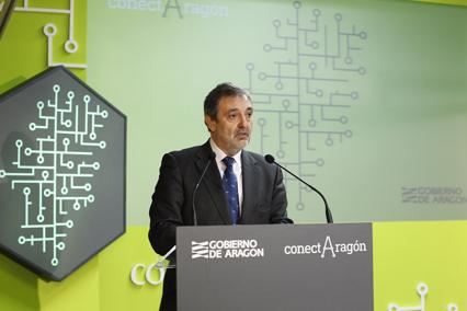 Telefónica llevará la banda ancha a Aragón