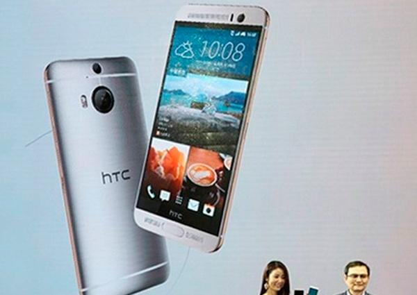 One M9 Plus, lo nuevo de HTC con lector de huellas dactilares