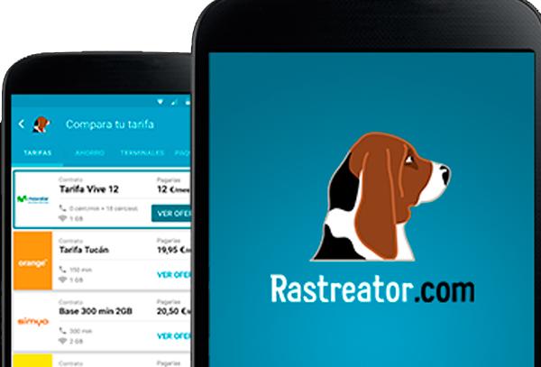 Rastreator.com lanza una app para ahorrar en el consumo del móvil