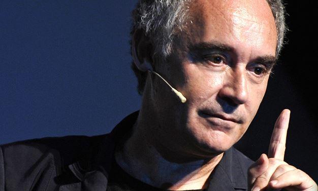 Telefónica, socio tecnológico del proyecto de Ferran Adrià con Disney