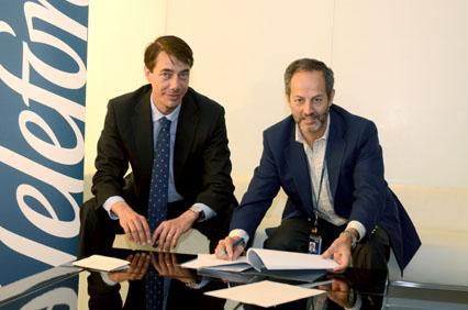 Telefónica y Energio comercializarán soluciones de eficiencia energética