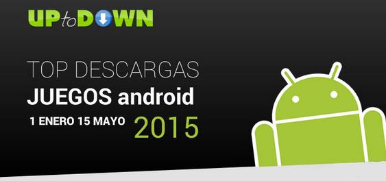Los 20 juegos de Android más populares en 2015