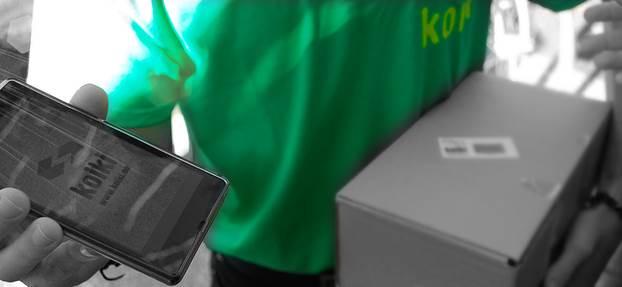 Koiki: transporte sostenible por personas de tu barrio