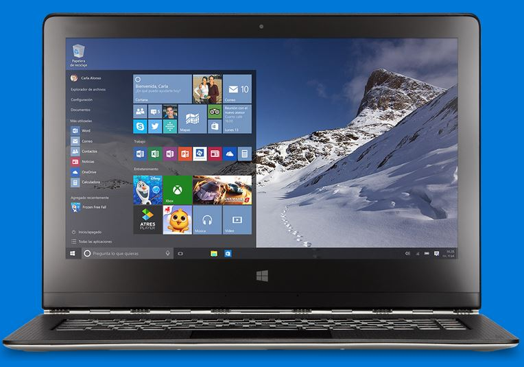 Windows 10 Home desde 119 euros