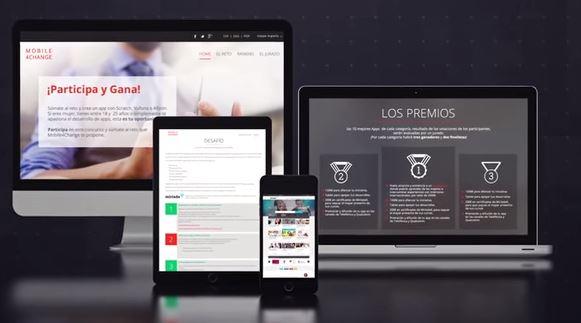 Telefónica participa en Mobile4Change, concurso de apps para mejorar la sociedad