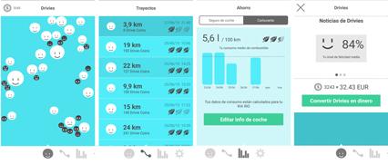 Telefónica I+D presenta Drivies, app de seguridad vial