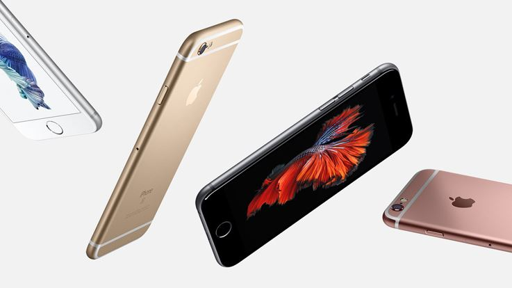 Apple presenta el iPhone 6s y 6s Plus