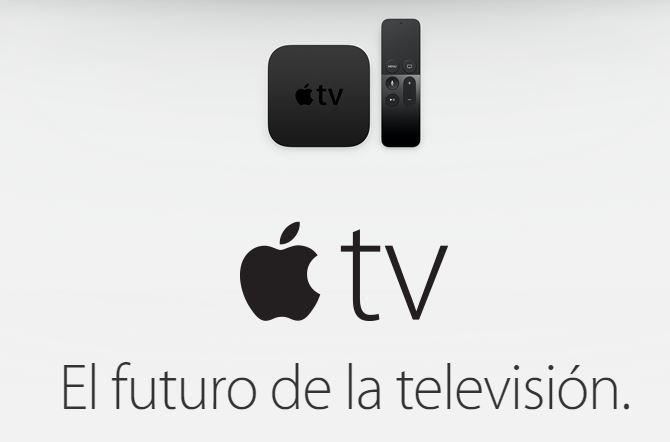 Apple TV llegará a España a finales de octubre
