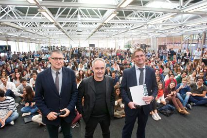 Ferran Adrià, embajador de Telefónica, destaca del esfuerzo sobre el talento