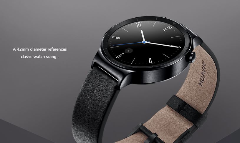 Huawei Watch ya disponible en España desde 399€