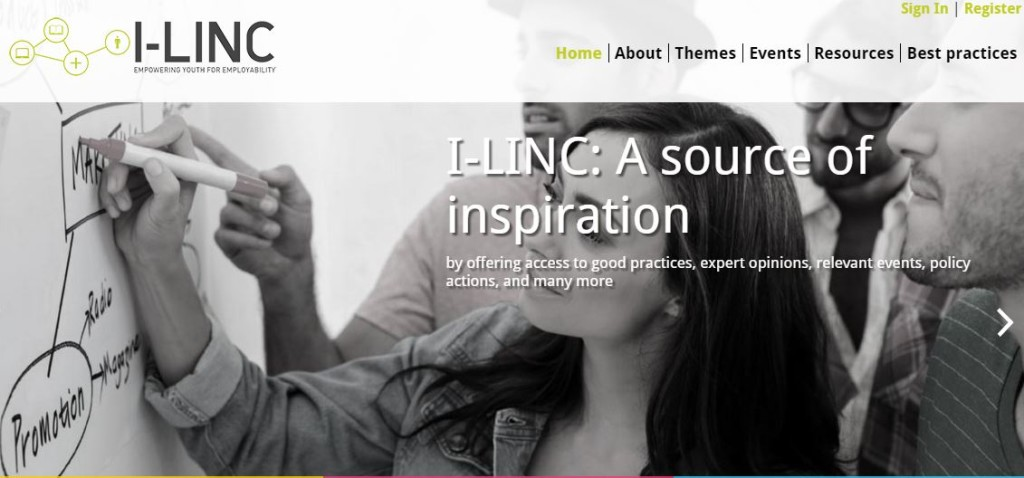 Telefónica participa en I-LINC, plataforma de aprendizaje e inclusión TIC