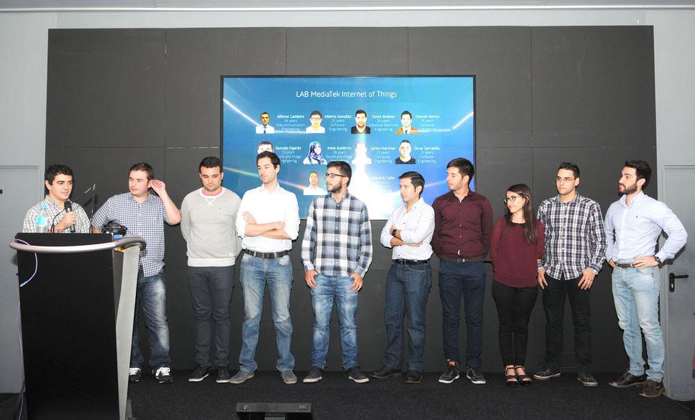 Telefónica presenta a los participantes del primer programa Labs internacional