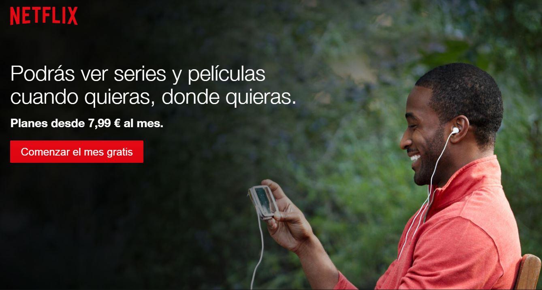 Netflix limita la señal de vídeo a los usuarios