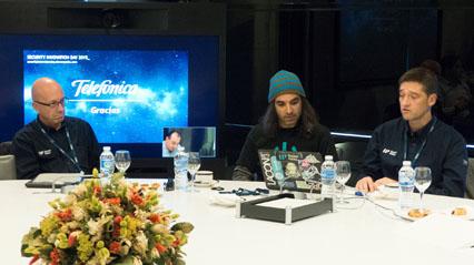 Telefónica firma importantes alianzas en materia de ciberseguridad
