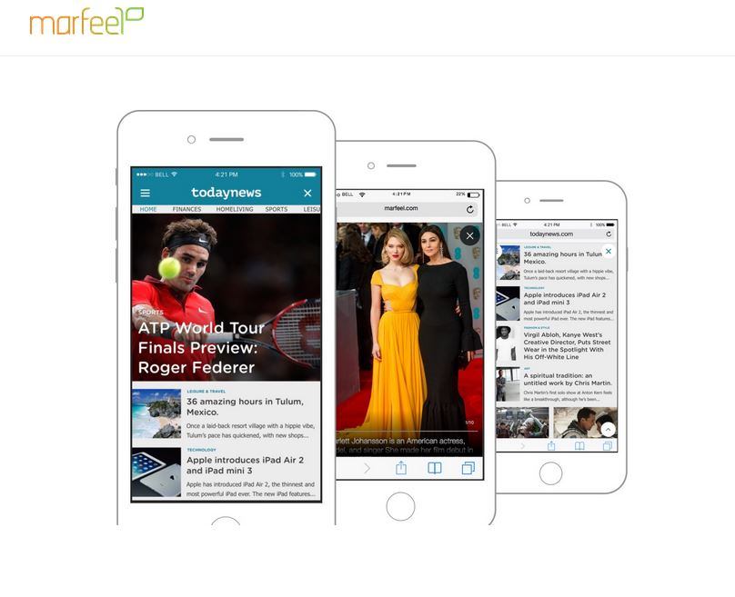 Marfeel (Telefónica Open Future_) consigue financiación para su expansión