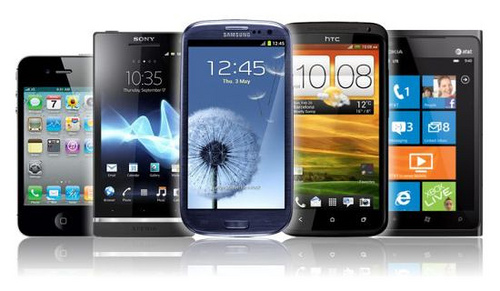 La venta de smartphones crece un 15,5%