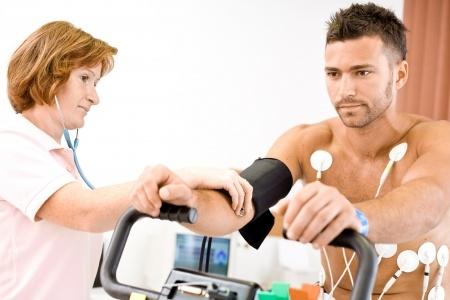 Las pruebas de esfuerzo en bicicletas estáticas diagnostican anomalías cardiacas