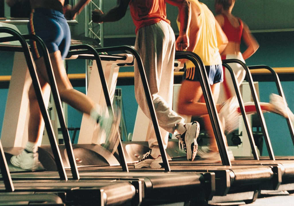 Clases colectivas de cintas de correr: la última moda en Estados Unidos
