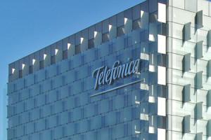 Telefónica, reconocida con el certificado de 'Empresa Saludable'