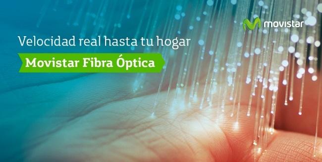 Movistar supera el 70% de líneas de fibra óptica en España