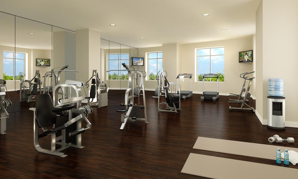 Equipamiento imprescindible de los gimnasios para hoteles