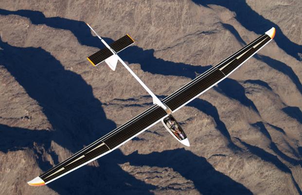 Google prueba llevar el 5G a todo el mundo con drones solares