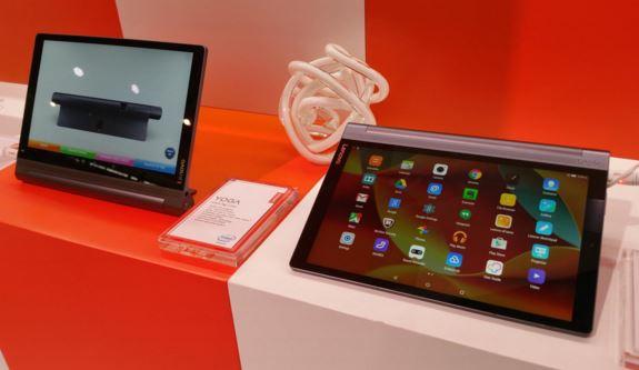 Lenovo presenta sus novedades en el Mobile World Congress
