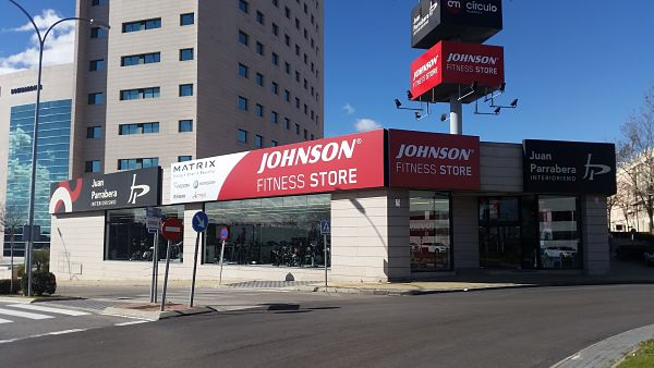 Johnson estrena su nueva tienda fitness en Madrid