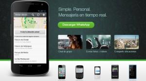 WhatsApp dejará de funcionar en BlackBerry y algunos dispositivos Nokia