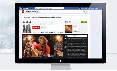 Facebook Live ya está disponible para todos los usuarios