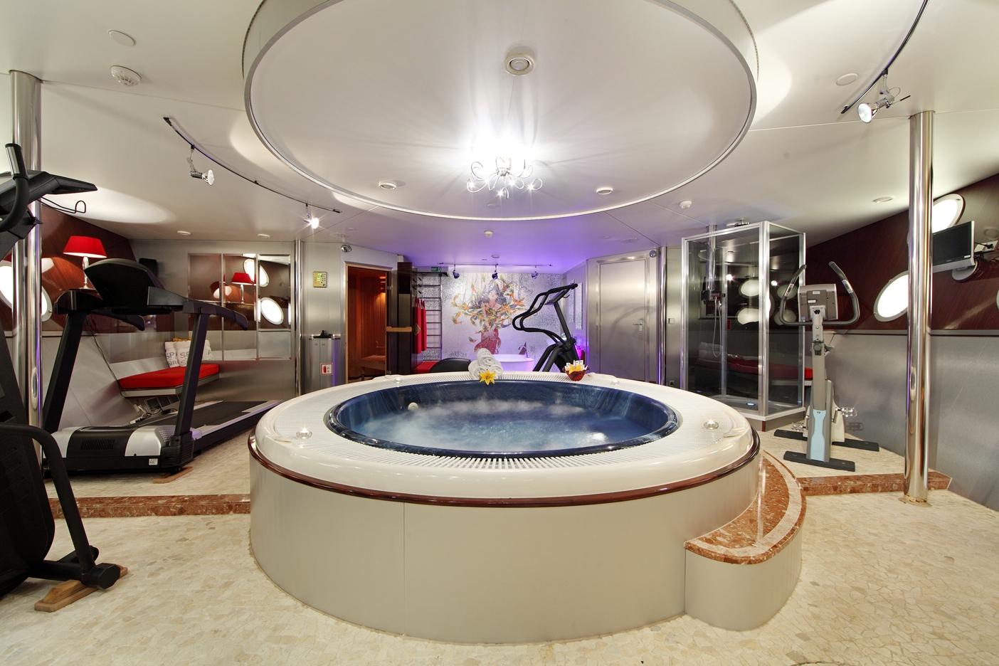 Los 5 mejores gimnasios para hoteles de lujo en Estados Unidos
