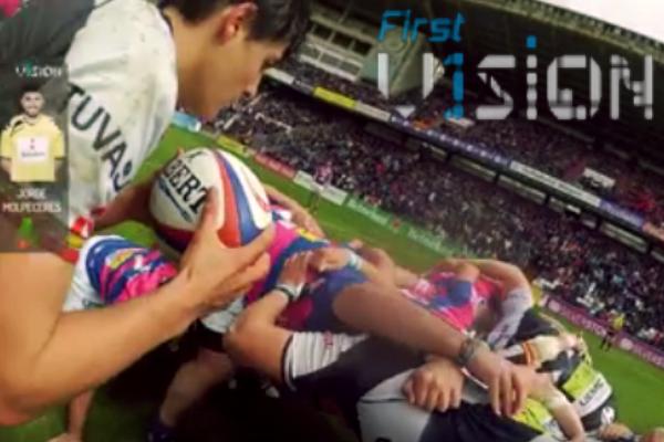 First V1sion crea tecnología pionera en el rugby