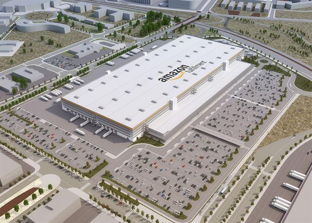 Amazon creará en Barcelona 1.500 empleos a partir de 2017