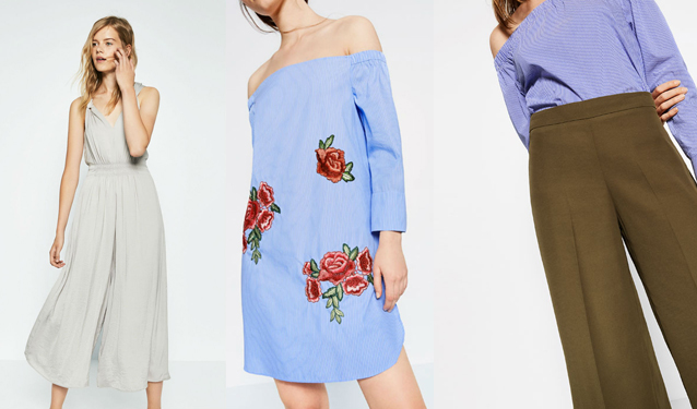 Nuevas tendencias de moda Zara para la colección verano 2016