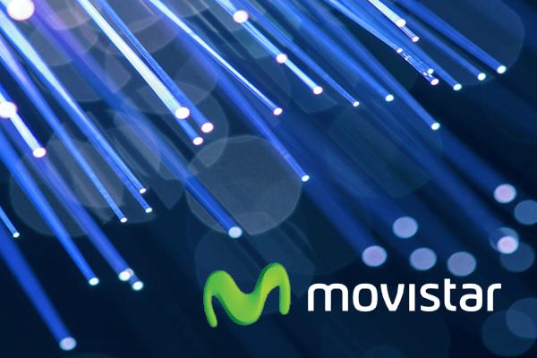 Movistar supera los 100.000 clientes de fibra simétrica