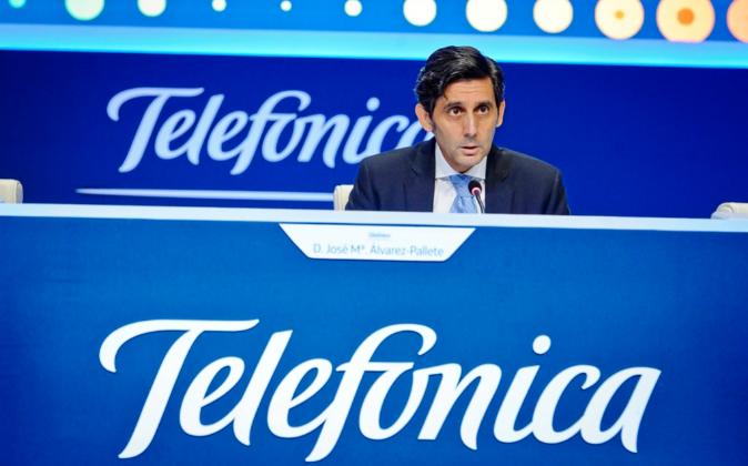 José María Álvarez-Pallete subraya que los resultados muestran crecimiento rentable en Telefónica