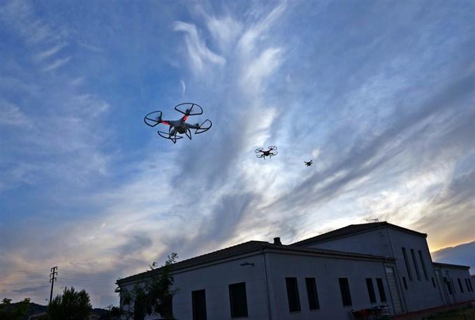 Amazon y Alphabet ya tienen el visto bueno para probar sus drones en EEUU
