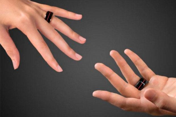 Los anillos de boda con los que sentirás los latidos del corazón de tu pareja