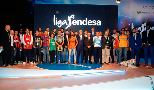 Movistar+ emitirá en exclusiva la Liga Endesa 2016-17