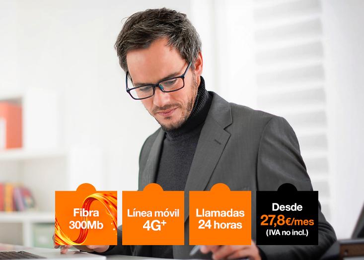 Orange lanza Canguro Negocio 30GB para empresas