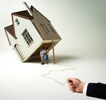 El número de viviendas sin seguros de hogar se duplica por la crisis