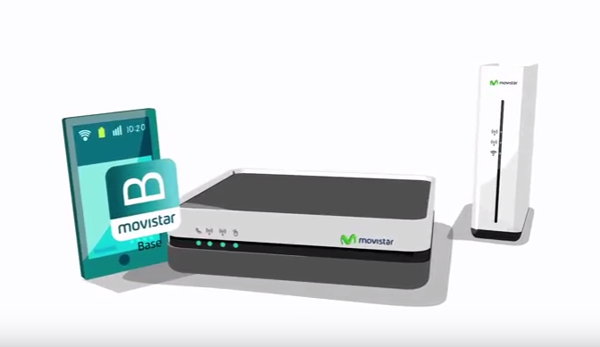 Movistar lanza 'Base App', app para gestionar el WiFi doméstico