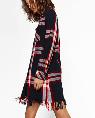 Nueva Colección de vestidos zara otoño invierno 2016