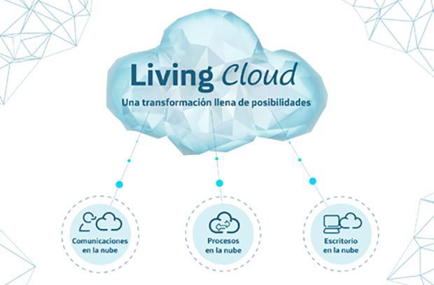 Living Cloud, la nube para impulsar la digitalización de las empresas