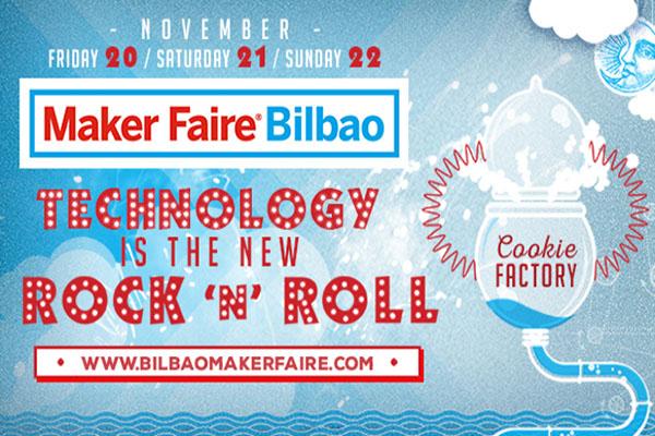 El festival de tecnologías creativas 'Marker Fiare' llega a Bilbao