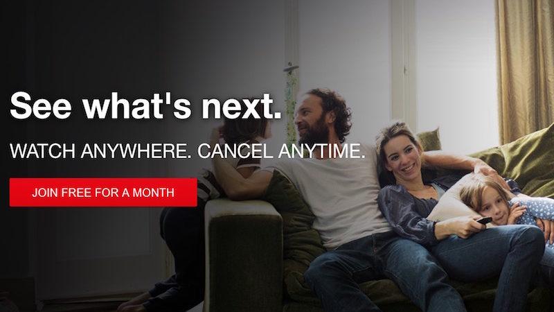 Netflix ya tiene disponible el modo 'offline'