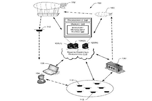 Amazon se plantea construir un centro de distribución aéreo para la entrega con drones