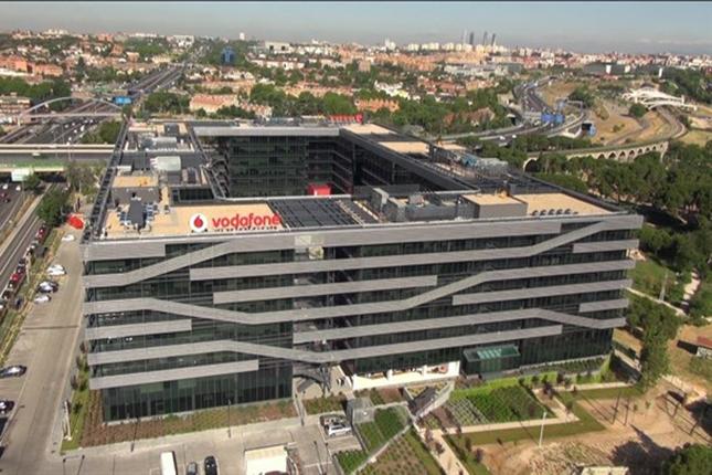 Vodafone Plaza recibe la certificación LEED Platino por las medidas tomadas en sostenibilidad